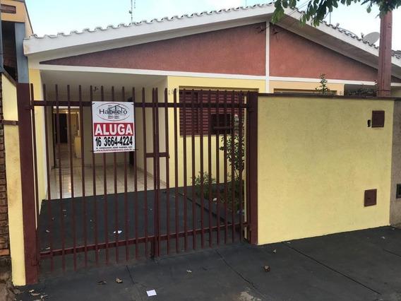 Casa Com 2 Dormitórios Para Alugar, 80 M² Por R$ 700/mês - Centro - Brodowski/sp - Ca0776