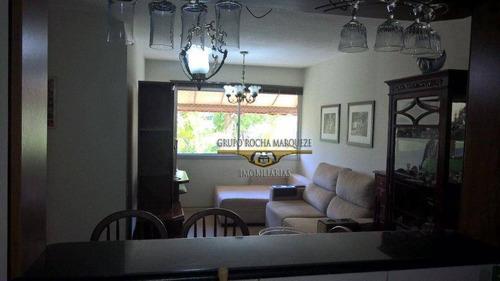 Imagem 1 de 15 de Apartamento Com 3 Dormitórios À Venda, 75 M² Por R$ 485.000,00 - Tatuapé - São Paulo/sp - Ap2557