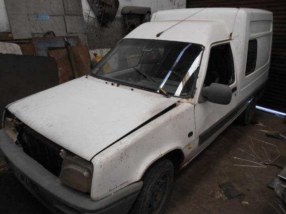 Renault Express 98 Funcionando Baja Total Venta De Repuestos