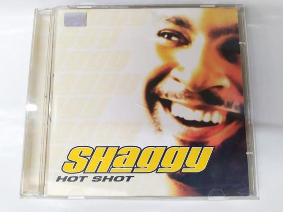 Cd Shaggy - Hot Shot (dos Hits: It Wasn