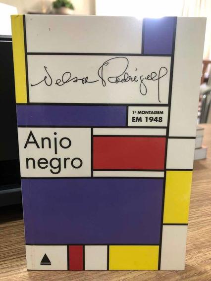 Livro Anjo Negro Nelson Rodrigues