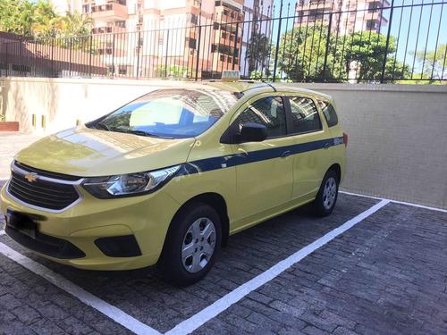 Imagem 1 de 6 de Chevrolet Spin 2019 1.8 Ls 5l 5p