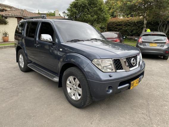Nissan Pathfinder Le Premium 2006