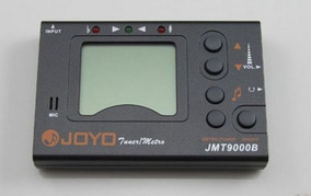 Metrônomo E Afinador Joyo Jmt-9000b
