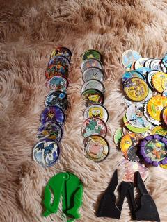 Coleção Completa De Tazos De Yu-gi-oh! Dragonball Z ...