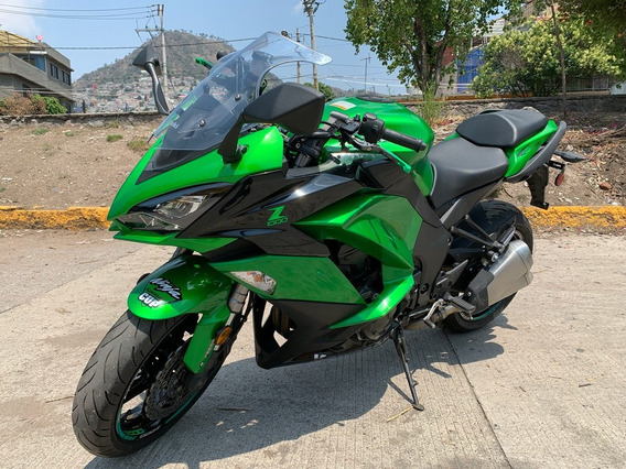 Kawasaki Ninja Zx1000sx Modelo 2017.... Impresionante !!!