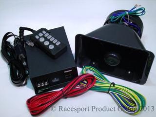 Kits De Seguridad,race Sport Rscjb100da Sirena Y Sistema..