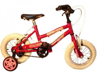 Bicicleta Nena Rodado 12 Kelinbike Playera Rosa - Racer