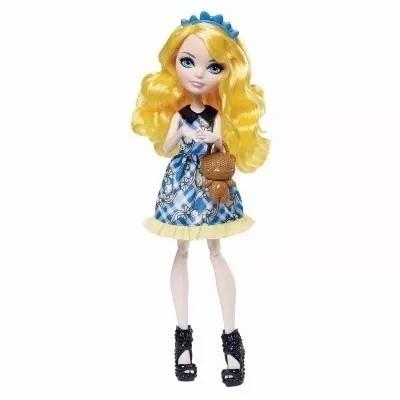 Boneca Fashion Ever After High Cachinhos Dourados Mattel