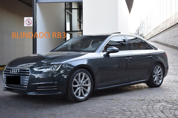 Audi A4 2.0 Tfsi Quattro Rb3 2018 8.000 Kms Blindado