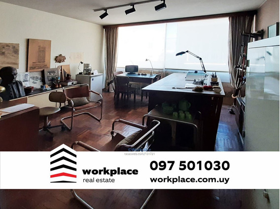 Venta Oficina - Cuidad Vieja - Plaza Matriz