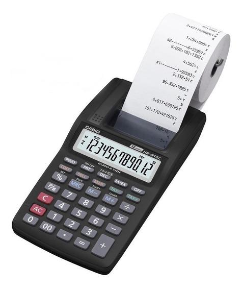 Calculadora Casio Modelo Hr-8 Con Impresora