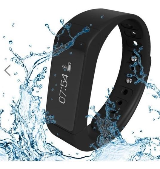 Relógio Inteligente I5 Além De Bluetooth 4.0 - Promoção