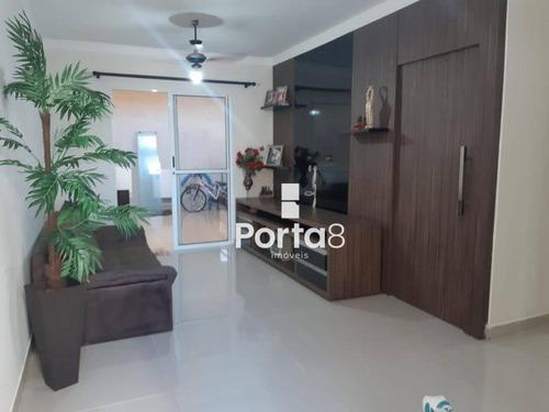 Casa À Venda, 110 M² Por R$ 380.000,00 - Terra Nova Garden Village I - São José Do Rio Preto/sp - Ca2721