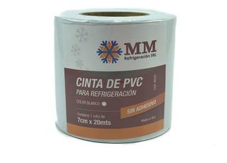 Cinta Pvc Importada Sin Adhesivo Apto Para Refrigeracion