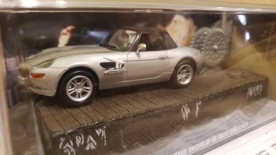 Colección Autos James Bond N6 Bmw Z8 The World Is Not Enough