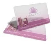 Promoção 1000 Cartão De Visita Pvc Transparente Fosco 0,30mm