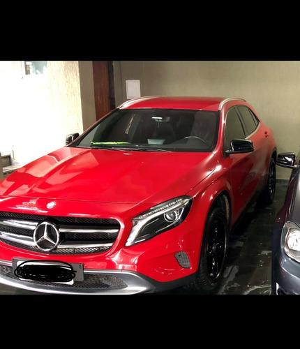 Mercedes-benz Classe Gla 2015 1.6 Advance Turbo 5p