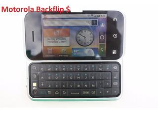 Motorola Backflip Funcionando, Liberado, Buen Estado