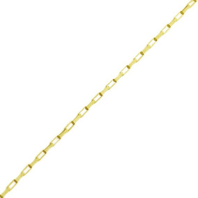 Corrente Ouro 18k Veneziana 40cm 1,3g
