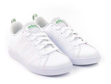Tênis Advantage Clean 31a36 Branco adidas 89280