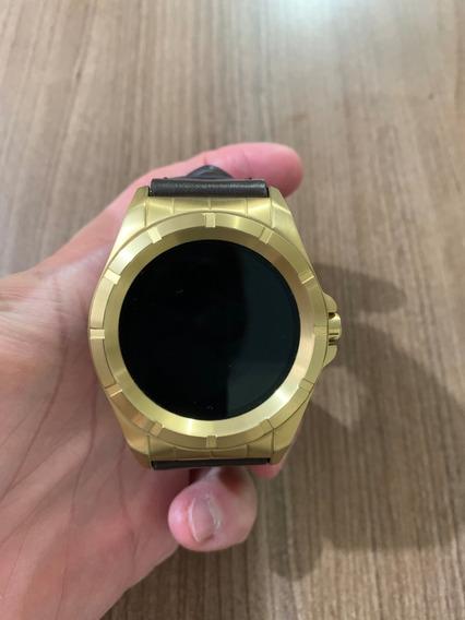 Relogio Technos Connect Full Display Dourado (2 Pulseiras)