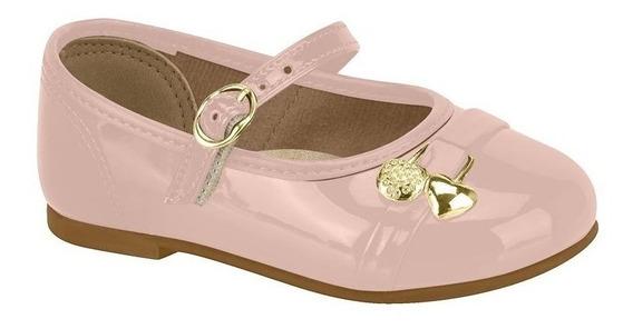 Sapatilha Bebe Molekinha Mnl Sapato Infantil Social Batizado
