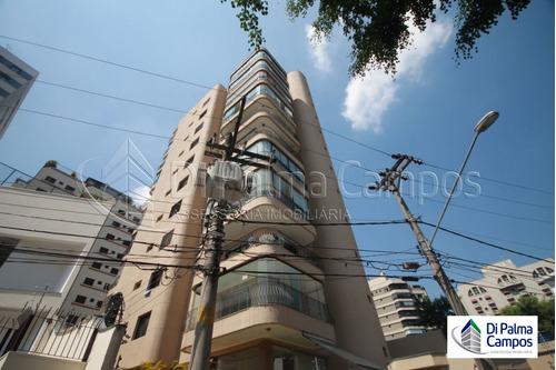 Apartamento Com 3 Dormitórios, Recém Reformado, Na Vila Mariana - Dp4313