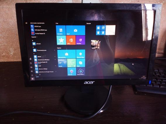 Monitor Tv Acer 16 Polegadas Modelo: P166hql