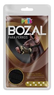 Bozal Para Perro Con Forro De Malla Mediano Tx40754