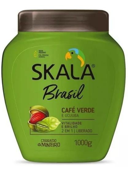 Crema Tratamiento Skala Expert 1 Kg Vegan Curlygirl Liberada