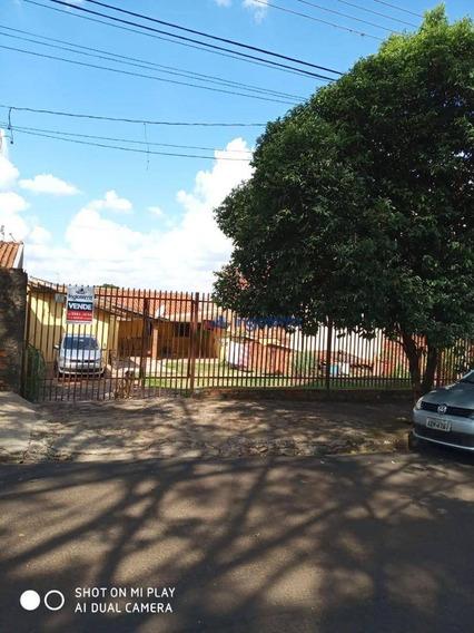 Casa Com 3 Dormitórios À Venda, 120 M² Por R$ 270.000 - Jardim Acapulco - Londrina/pr - Ca1329