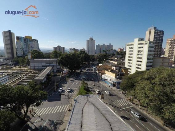 Sala Para Alugar, 314 M² Por R$ 11.017/mês - Jardim São Dimas - São José Dos Campos/sp - Sa0547