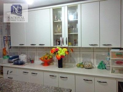 Sobrado Com 3 Dormitórios À Venda, 125 M² Por R$ 320.000 - Vila Camilópolis - Santo André/sp - So2162