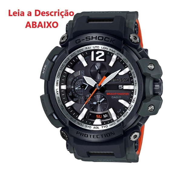 G - Shock Mud Resist Gwg-1000gb-1a Á Prova D