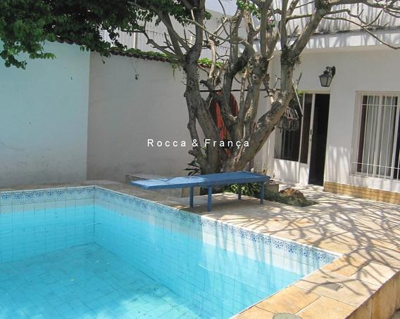 Casa Residencial Em Sao Paulo - Sp, Planalto Paulista - Ca00026