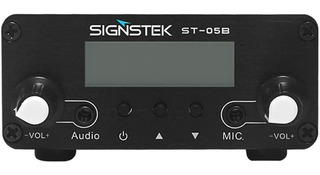 Signstek - Transmisor De Radio Fm Con Antena (0,5 W, 05b) Pl