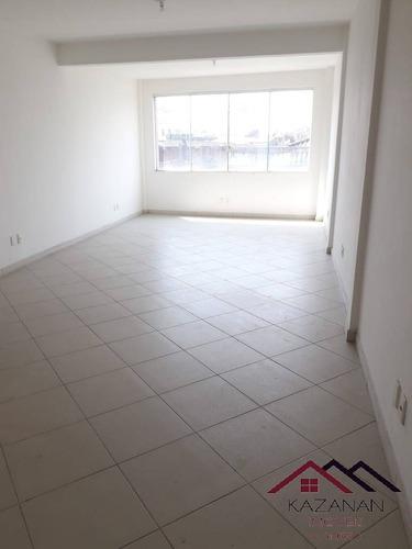 Sala No. 1 - Comercial No Centro De Santos - Excelente Localização!!!! - 3302