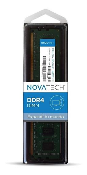 Memoria Ram Ddr4 16gb 2133 Mhz Pc Novatech - Cuotas