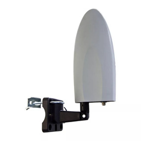 Antena Externa E Interna Amplif 4 Em 1 Tv Digital