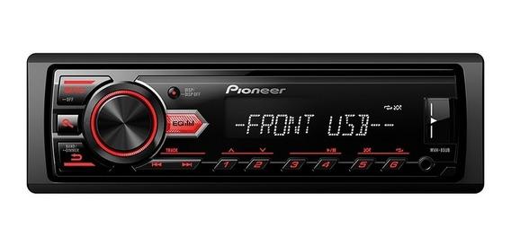 Stereo Pioneer Mvh-85ub Usb Mp3 Aux Android 101db