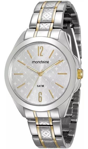Relógio De Pulso Feminino Mondaine 78708lpmvba3