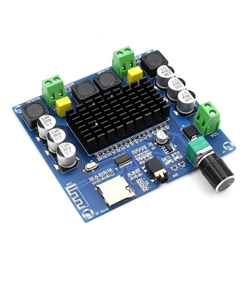 Placa Amplificador 200w Bluetooth 5.0 - Envio Imediato!