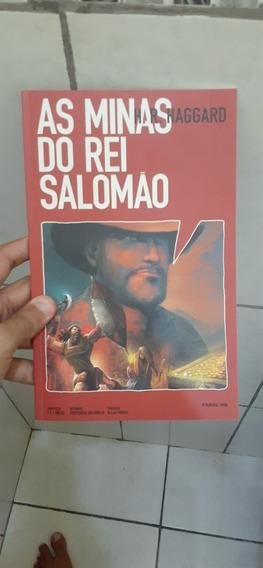 Livro Hq - As Minas Do Rei Salomão