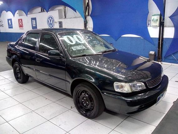 Toyota Corolla 2000 - Completo - Entrada + 48x 584,00