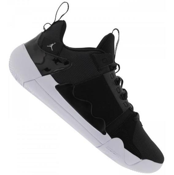 Tênis Nike Jordan Zoom Zero Gravity - Preto E Branco