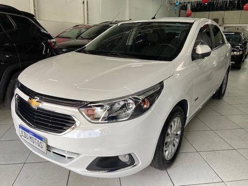 Chevrolet Cobalt Elite 1.8 Flex Automático 2019 Top De Linha