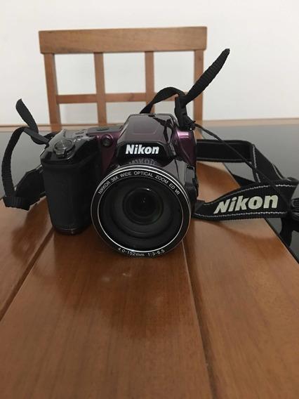 Camera Coolpix L840 Semiprofissional