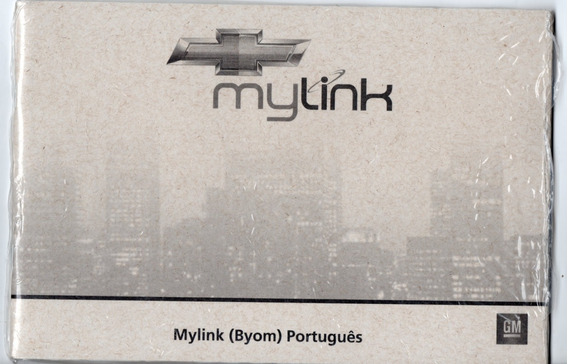 Manual Do Mylink -chevrolet
