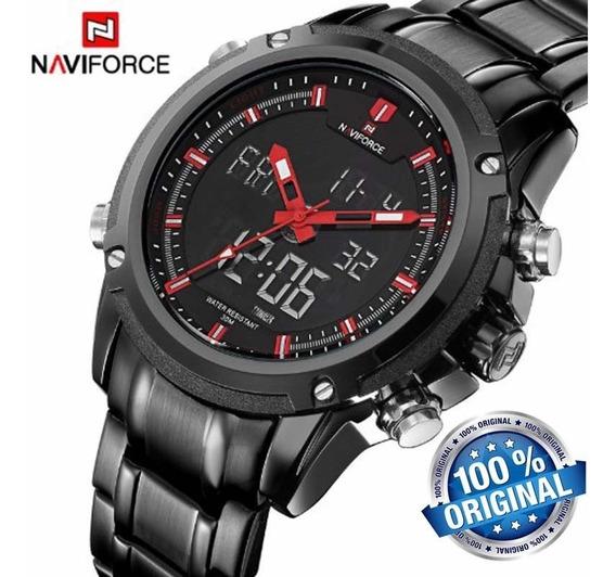 Relógio Naveforce 9050 Esporte Digital E Analógico Original